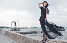 When I saw this first image my immediate thought flew to Marguerite Duras and her novel the Sea Wall. It evokes a very dark, Asian sensibility that keeps its elegance and grace despite everything e...