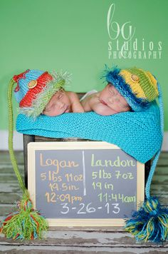 love this for twins!