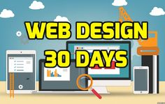 The Complete Web Design Tutorials for Beginners in 30 Days