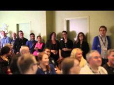 A Brilliant Day with HiQ.  Lokakuussa vietimme koko HiQ-konsernin voimin asia- ja viihdepainotteisen viikonlopun Visbyssä.