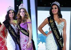 Geisha Montes de Oca from Dominican Republic is Miss United Continents 2014 #GeishaMontes