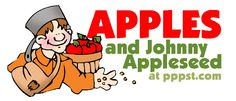 Apples & Johnny Appleseed - FREE Presentations in PowerPoint format, Free Interactives and Games