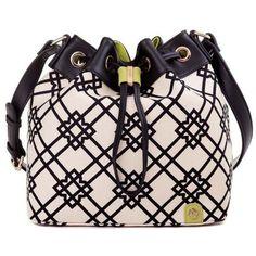 Spartina 449 Seven Oaks Palmetto Drawstring Bag (2.097.925 IDR) ❤ liked on Polyvore featuring bags, handbags, seven oaks, slouchy handbags, pink purse, slouchy bags, shoulder strap handbags and drawstring purse