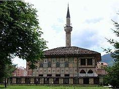 Šarena Džamija, Tetovo, Macedonia, 1438
