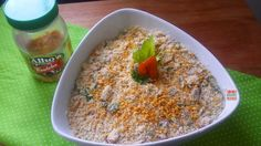Cozinha Simples da Deia: Farofa de alho