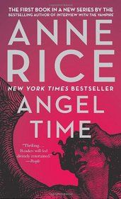 new series by Anne Rice