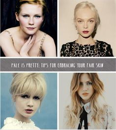 Pale is Pretty // the Refined Hippie