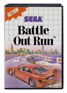 Battle Out Run - Master System