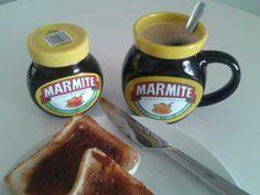 Marmite® ;-) Marmite, Sauces, French Toast, Random Stuff, Hate, Food And Drink, Cooking, Breakfast, Random Things