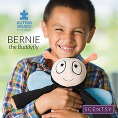 A new cuddly Scentsy buddy and Piece by Piece warmer are available in support of Autism, March's cause of the month!