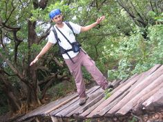 Humberto walking in one of Charco Verde´s Trail, Ometepe Island, Nicaragua... More info at: http://www.tripadvisor.com.mx/Hotel_Review-g304024-d4082053-Reviews-Hotel_Charco_Verde-Isla_de_Ometepe_Rivas_Department.html