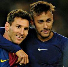 Ney&Messi <3