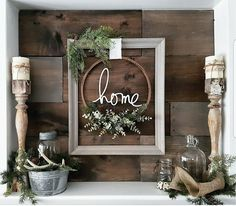 decor diy decor rustic decor in or out decor kitchen curtains decor picture frames is french farmhouse decor decor and signs for farmhouse decor Decor, Wall Decor, Farmhouse Decor, Country Decor, Rustic Decor, Home Remodeling, Home Decor, Fireplace Decor, Rustic House