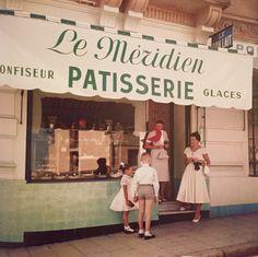 By Jacques Henri Lartigue - 1958 Beausoleil