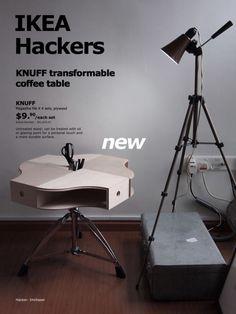 The Best Hacks From the Fan Site Ikea Doesn't Want You To See INCRÍÍÍÍÍVEL