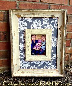 custom barnwood frames sweet blessing fabric frame 6999 http