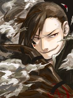 Greed/Ling - Fullmetal Alchemist  http://viria.tumblr.com/post/114854105768/photoset_iframe/viria/tumblr_mnvz2kyg5m1s44v6c/500/false