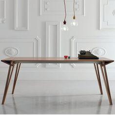 Tavolo Oblique, design Andrea Lucatello, Alivar