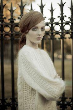 Madison Stubbington #Fashion #Knit #Knitwear