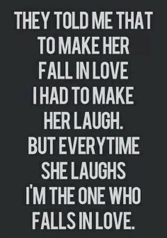 I can't get over this quote! So cute Love this quote. Love this quote True. Falling In Love Quotes, Love Quotes For Her, Best Love Quotes, Cute Quotes, Great Quotes, Quotes To Live By, Favorite Quotes, Quotes Pics, Sweetest Quotes