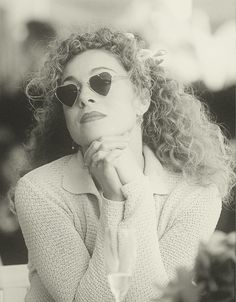 Alex Kingston being perfect.