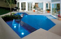 Pool Lighting   Blue Haven Pools