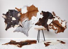 Stoer wonen met een zacht geitenkleed op de vloer! #geit #vloerkleed #dierenhuid #wonen #interieur #kwantum #vloer