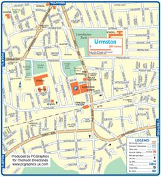 347 Best UK town and city maps images