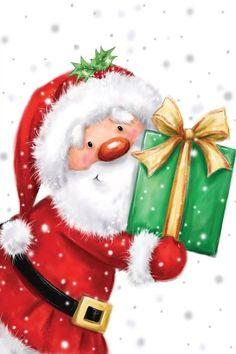 Christmas Scenes, Christmas Pictures, Christmas Art, Christmas Decorations, Xmas, Christmas Ornaments, Christmas Drawing, Christmas Paintings, Christmas Illustration