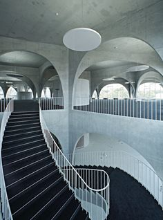 Toyo Ito - Tama Art University library, Tokyo 2007. Via, 2, photos (C) Iwan Baan, Tomio Ohashi, Scott Norsworthy.
