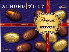 Almond Premio Glico Royce Chocolate Hokkaido Sweets Limited 12p Japan Japanese #GlicoRoyce