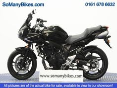 YAMAHA FZ 600 cc FZ6 FAZER S2 - http://motorcyclesforsalex.com/yamaha-fz-600-cc-fz6-fazer-s2/
