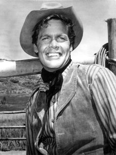 In MEMORY of DOUG MCCLURE on his BIRTHDAY - Born Douglas Osborne McClure, American actor whose career in film and television extended from the 1950s to the 1990s. He is best known for his role as the cowboy Trampas during the entire run from 1962 to 1971 of the series The Virginian, loosely based on the Owen Wister novel. May 11, 1935 - Feb 5, 1995 (lung cancer)
