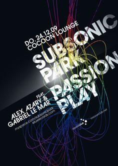 Passion Play at Cocoon Club, Frankfurt  #passion #play #cocoonclub