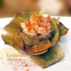Esta receta de Alcachofa rellena de Bacalao es ligera, deliciosa y facilísima de preparar. Con unos pocos ingredientes muy sencillos vas a triunfar!!
