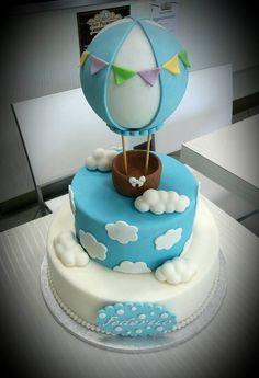 Air baloon cake