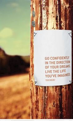 GO CONFIDENTLY
