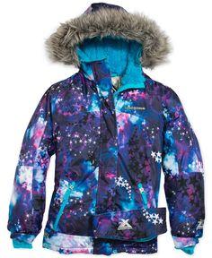 dbdf7c787 ZeroXposur Girls' Yola Snowboard Jacket & Reviews - Coats & Jackets - Kids  - Macy's