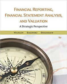 Solution manual for financial statement analysis 11th edition by test bank financial reporting financial statement analysis and valuation 9th edition by wahlen check more at fandeluxe Gallery