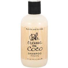 Bumble And Bumble BB Creme De Coco Shampoo, 8 oz