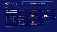 XE Currency screen shot 0