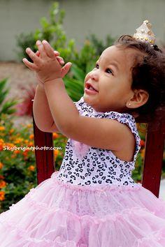 Cielo's 1st birthday party!| Birthday girl| One year old| Children photography| Cali photographer| Skybrightphoto.com