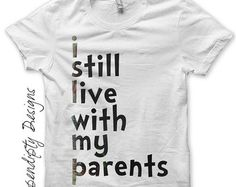 13.) Funny quote. White top with dark writing. Recommended for 9-10 year olds, for that trendy chic look.