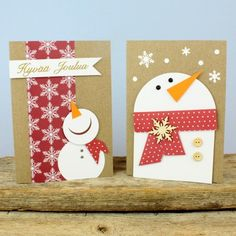 Lumiukkokortit Christmas Arts And Crafts, Simple Christmas Cards, Printable Christmas Cards, Noel Christmas, Diy Christmas Ornaments, Christmas Projects, Holiday Crafts, Christmas Decorations, Holiday Decor