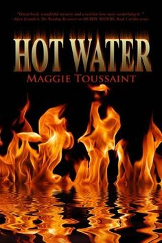 Hot Water (A Mossy Bog Book) by Maggie Toussaint, http://www.amazon.com/dp/B00C1KDM6Q/ref=cm_sw_r_pi_dp_GHwLrb06M0XK3
