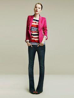 My Daily Glamour: Zara April 11 LookBook