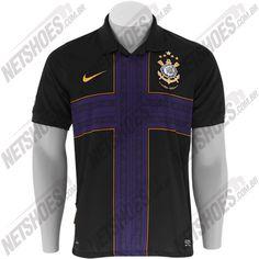 Terceira camisa Corinthians 2010
