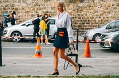 Tommy Ton-Paris Fashion Week-Spring 2015-Street Style