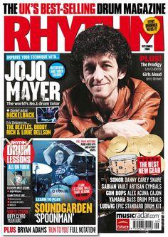 Rhythm Magazine - http://www.musicradar.com/rhythm    #rhythm #magazine #music #sound #futurepublishing #bathjobs #londonjobs