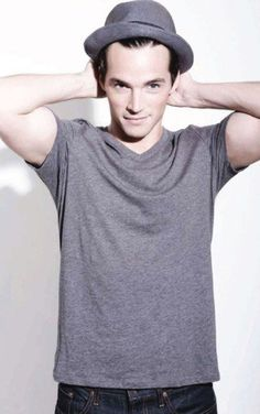Ian Harding - Well good god. If he was my teacher, I would definitely be doing my schoolwork.